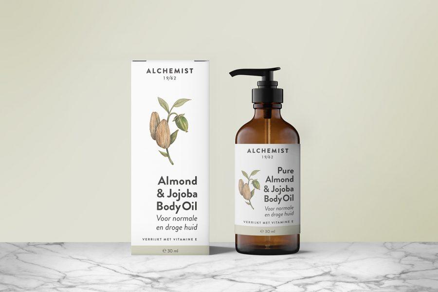 Alchemist packaging design