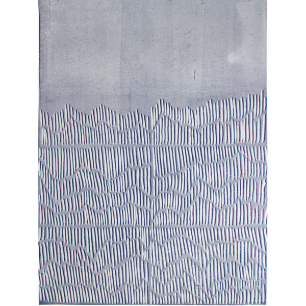 Linporint on rice paper