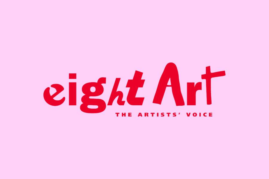 brand design for eight art